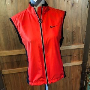 Nike Cycling Reflective Vest Lightweight Mesh